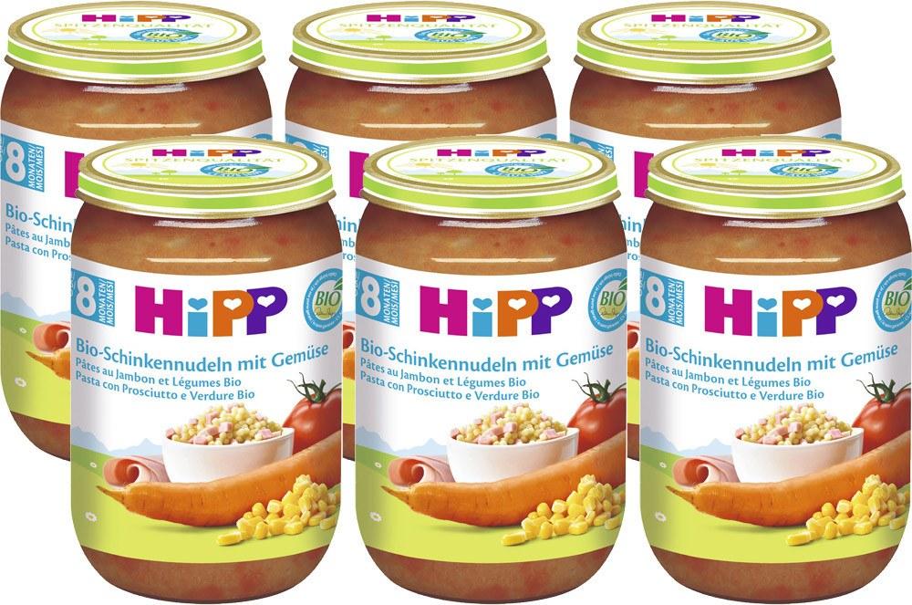 Hipp Fleischgläschen