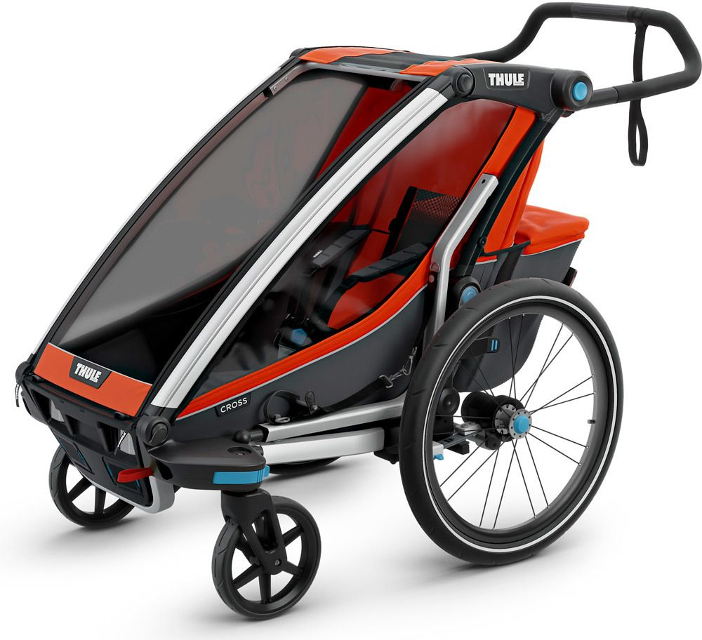 Thule Chariot Cross, 1-Sitzer (Modell 2019) » 1-Sitzer ...