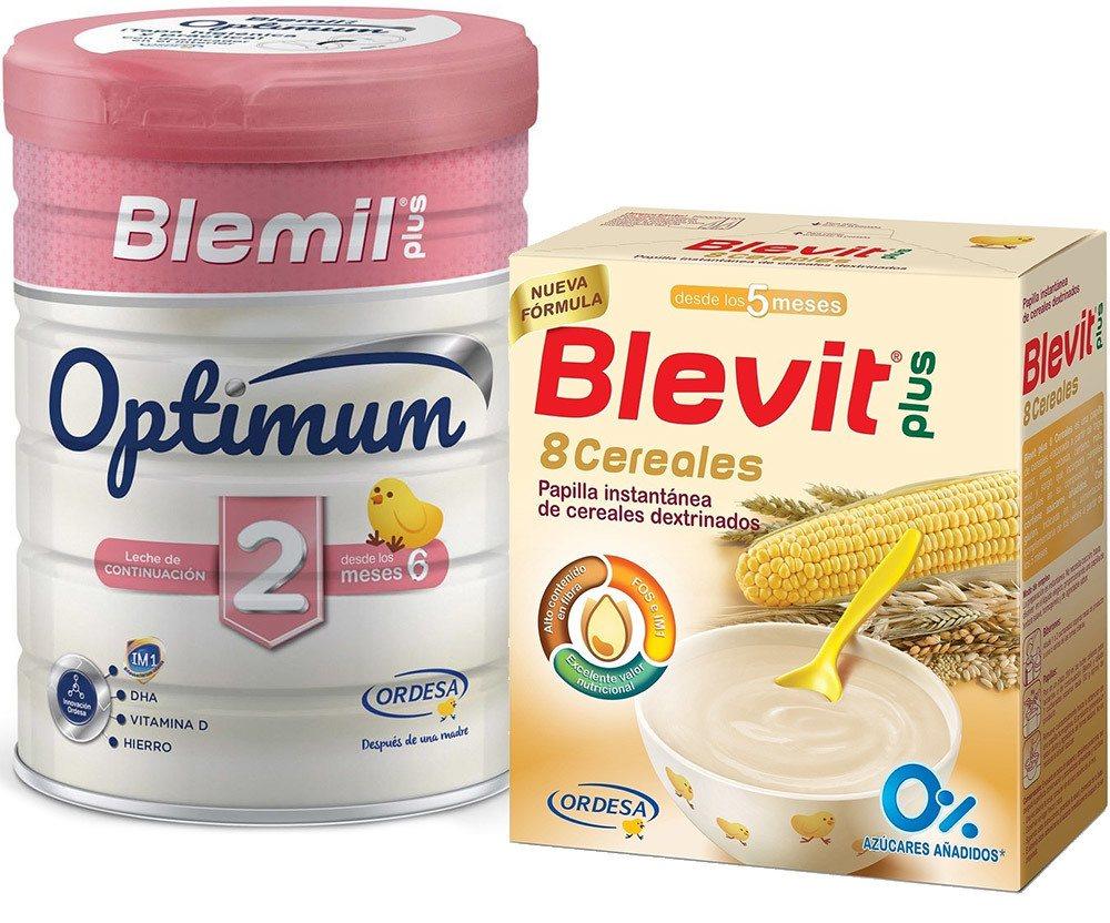 leche blemil 2 ingredientes