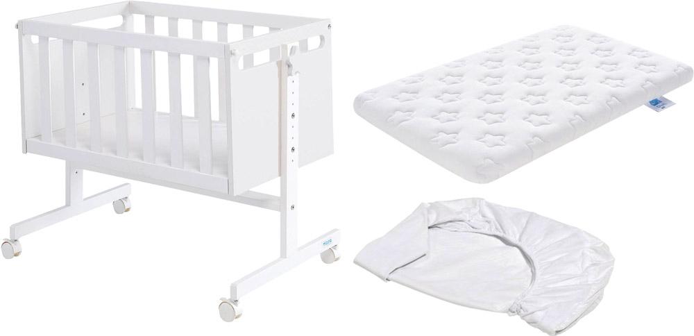 sitio web para descuento guapo buena venta Minicuna You & Me con colchón y protector impermeable 0m+ » comprar ahora  online   bebitus.com