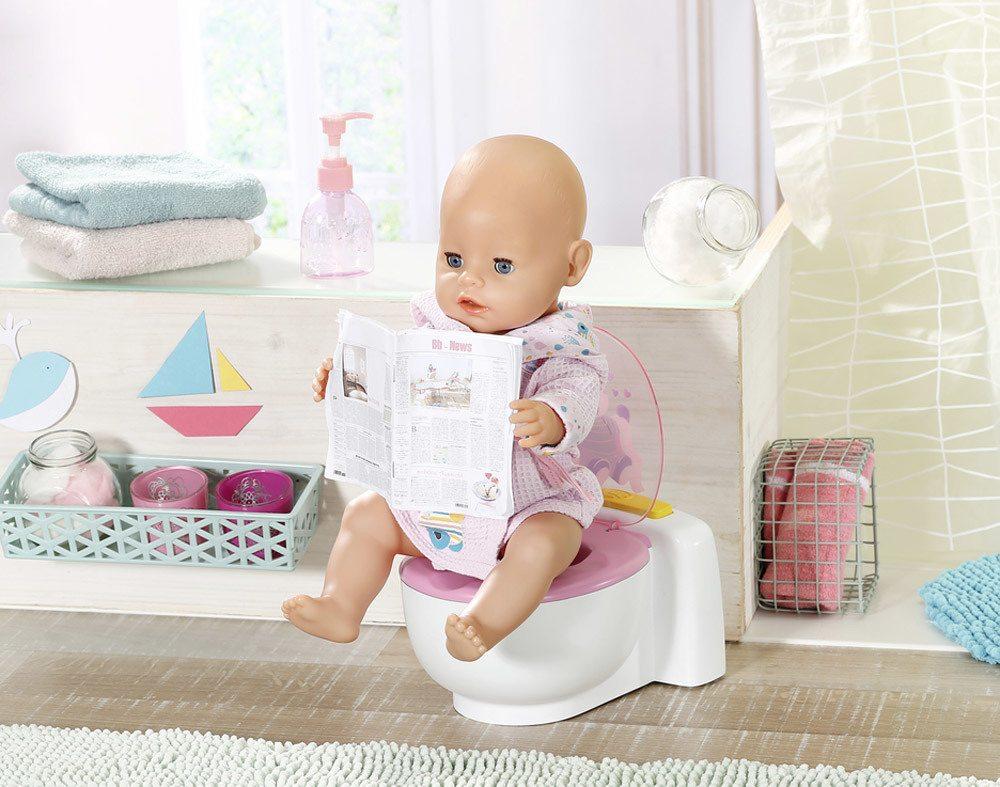 Kindersicherung Toilette