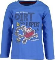 Blue Seven Baby Jungen T-Shirt Stay Cool weiß gestreift