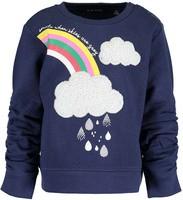Blue Seven M/ädchen Pullover Love Felpa Bambina